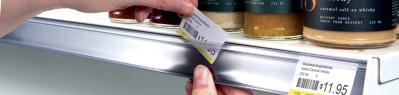 How to Change Paper Price Tickets and Insert ShelfTalkers