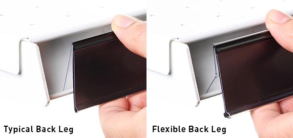 flex channel back leg