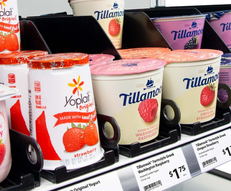 yogurt tender in use