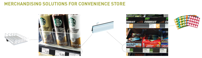 Merchandising Solutions for C-Stores 1