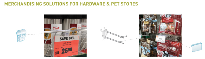 Hardware and Pet Store Merchandising Solutions 2