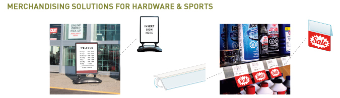 Hardware and Sport Merchandising Solutions 2