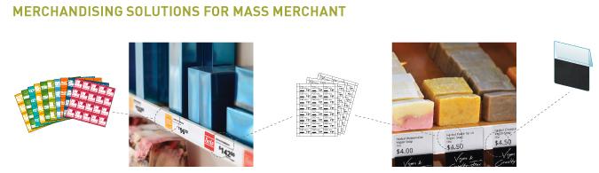 Mass Merchant Brochure