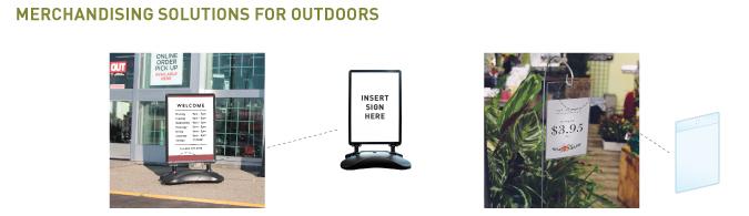 Outdoor Merchandising Solutions