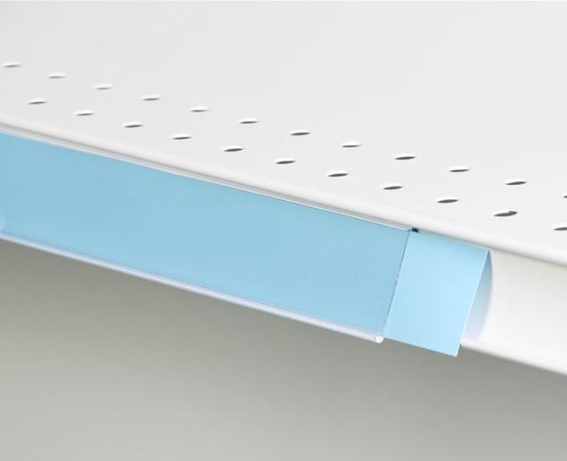 shelf life in ticket molding