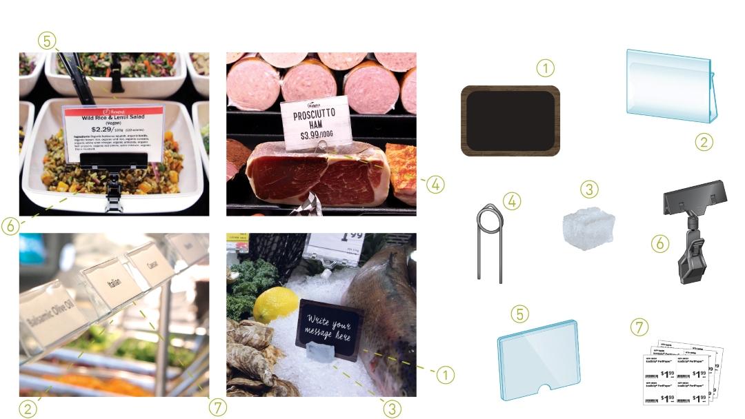Deli Store Merchandising