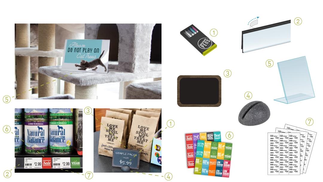 Pet Store Merchandising