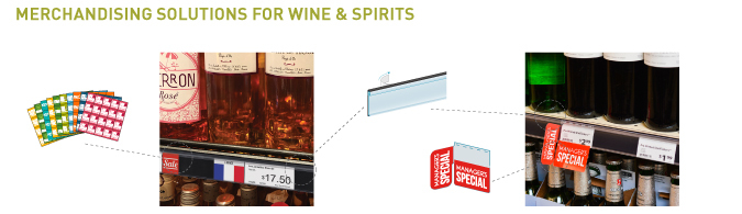 Wine and Liquor Store Merchandising Solutions 1